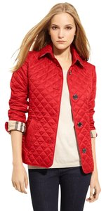 Burberry Brit Military Red Jacket