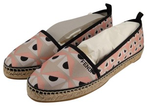 Fendi Espadrilles multi Pumps