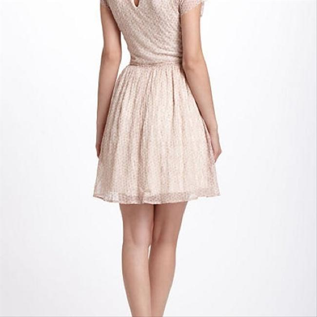 Anthropologie short dress Pink on Tradesy Image 1