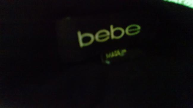 bebe Mini Size Small Sequence Skirt Sleeveless Cowl Neck Stretchy P1106 Dress