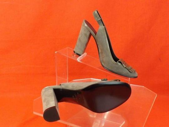 Marc by Marc Jacobs Gray Pumps Image 6
