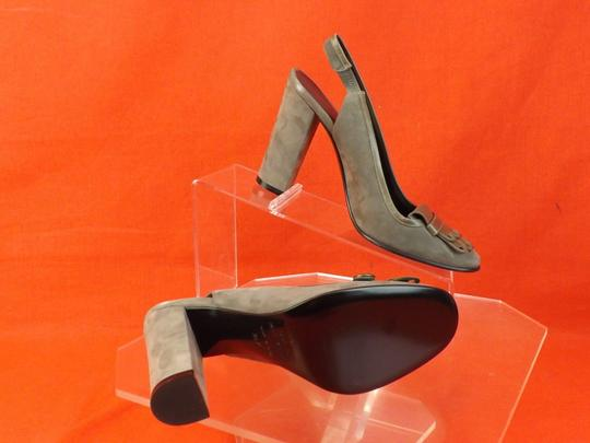 Marc by Marc Jacobs Gray Pumps Image 3