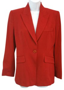 Vertigo Paris Red Jacket Blazer