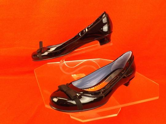 Marc by Marc Jacobs Black Flats Image 2
