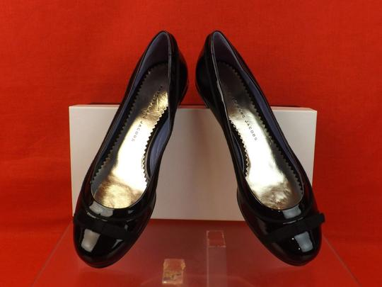 Marc by Marc Jacobs Black Flats Image 3