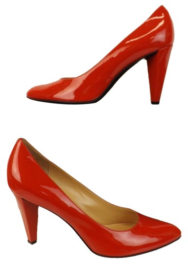 Preload https://img-static.tradesy.com/item/16774573/marc-by-marc-jacobs-red-patent-leather-pointed-toe-high-heel-classic-italy-pumps-size-eu-38-approx-u-0-1-540-540.jpg