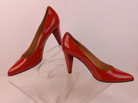 Marc by Marc Jacobs Red Pumps Image 10