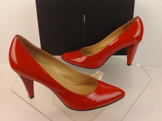 Marc by Marc Jacobs Red Pumps Image 4