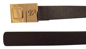 Dsquared2 Calf Leather Belt