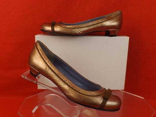 Marc by Marc Jacobs Bronze Flats Image 6