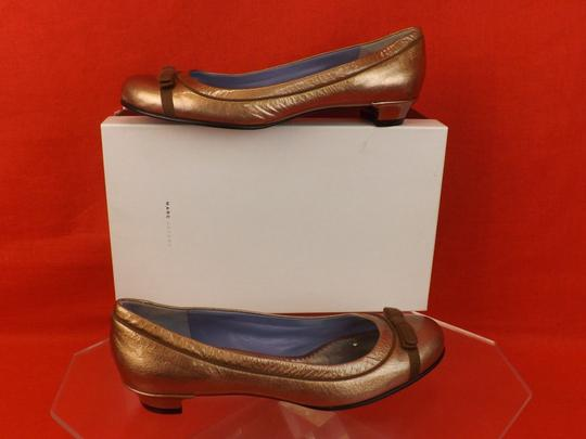 Marc by Marc Jacobs Bronze Flats Image 7