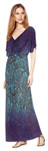 Trina Turk Maxi Coloful Day Dress