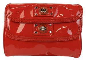 Marc Jacobs Red Clutch