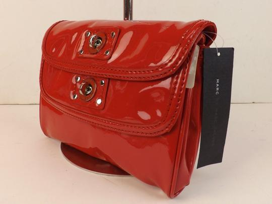 Marc Jacobs Red Clutch Image 1