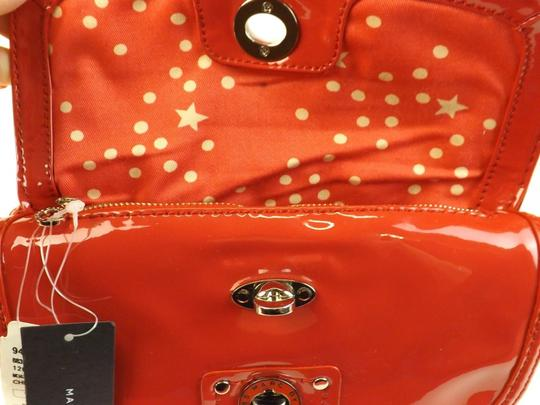 Marc Jacobs Red Clutch Image 11