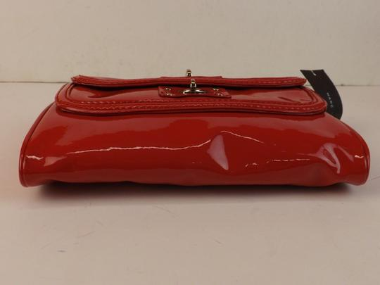 Marc Jacobs Red Clutch Image 4