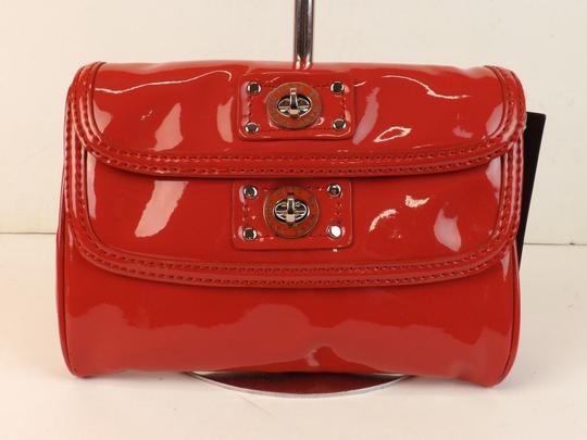 Marc Jacobs Red Clutch Image 6