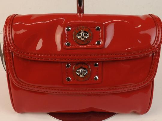 Marc Jacobs Red Clutch Image 9