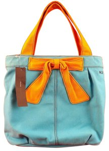 Marc Jacobs Tote in Blue Orange