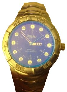 Mossimo Supply Co. Mossimo Blue Face Watch