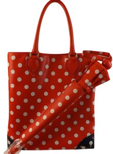 Marc Jacobs Tote in Red White Blue