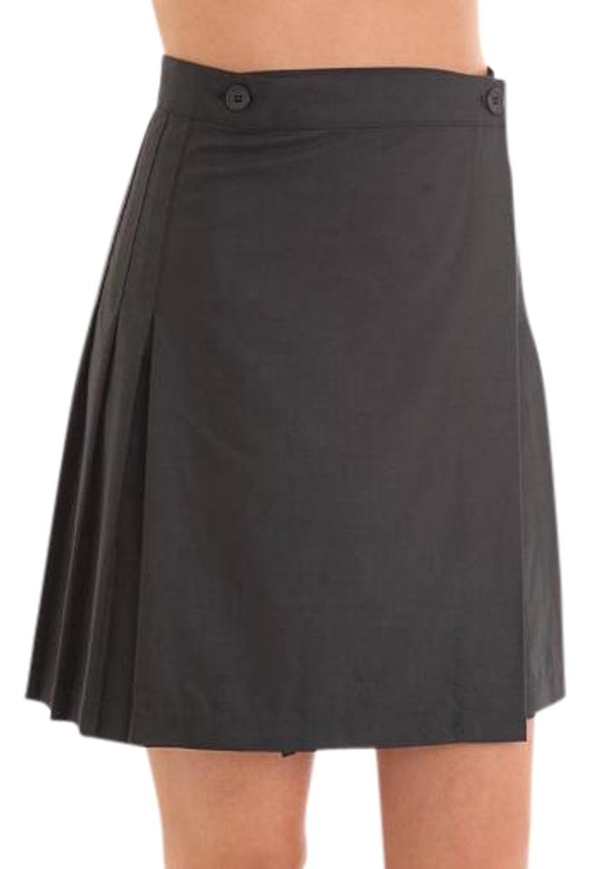 d2d389031c American Apparel Dark Charcoal Girl School Style Skirt Size 0 (XS ...