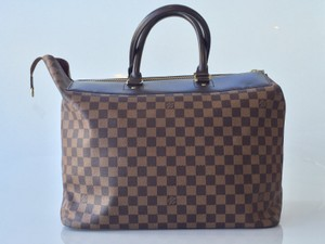 Louis Vuitton Canvas Damier ebene Travel Bag