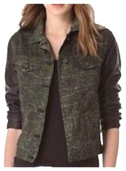 Rag & Bone Green / Black Jacket