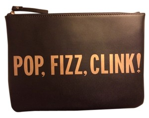 Kate Spade Pop Fizz Clink Pouch Clutch