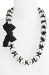Kate Spade Never Seen Anymore Rare NWT Kate Spade Japanese Floral Pearl Necklace