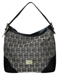 Michael Kors Millbrook Monogram Mk Tote Daily Everyday School Work Business Travel Hobo Bag