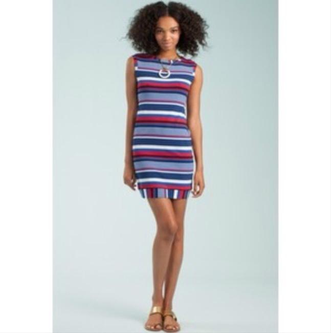Trina Turk short dress Red, White And Blue Special Collection Patriotic on Tradesy
