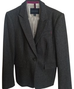 Banana Republic Charcoal Blazer