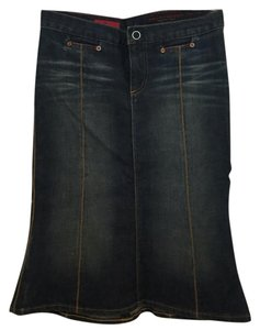 AG Adriano Goldschmied Skirt Blue