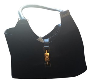 Gucci Satchel in Black GG