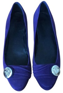 Gucci New Violet Flats