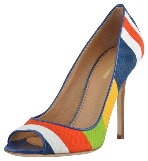 Preload https://img-static.tradesy.com/item/16783837/dsquared2-multi-color-women-s-open-toe-high-pumps-size-us-5-regular-m-b-0-1-540-540.jpg