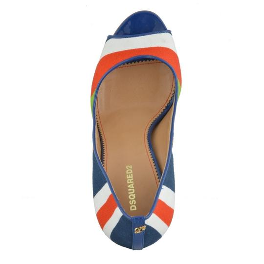 Dsquared2 Multi-Color Pumps Image 1
