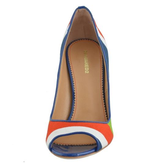 Dsquared2 Multi-Color Pumps Image 2