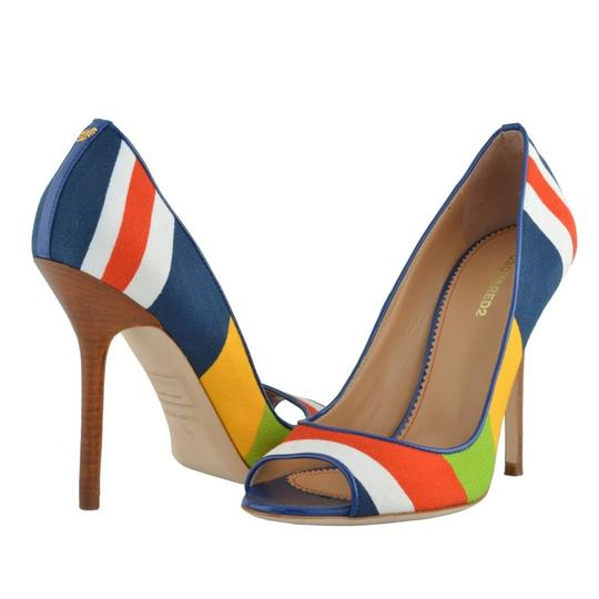 Dsquared2 Multi-Color Pumps Image 3