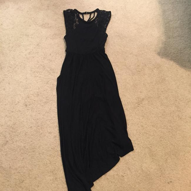 Black Maxi Dress by Free People Image 2