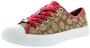 Coach Sneakers Sneakers khaki/red Athletic