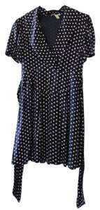 Alice Moon Vintage Print Polka Dot Dress
