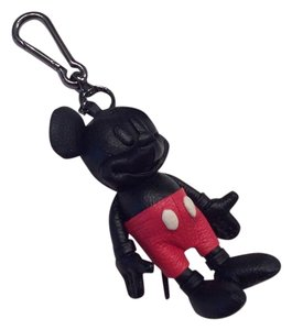 Coach Coach Mickey Mouse Key fob rare
