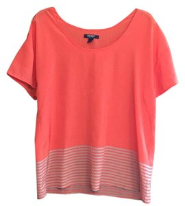 Old Navy Top Orange