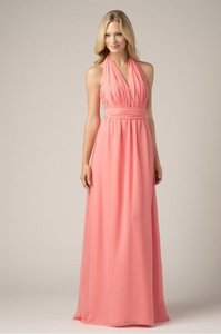 Wtoo Coral 800 Destination Bridesmaid/Mob Dress Size 10 (M)