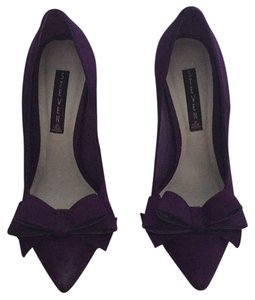 Steven by Steve Madden Purple Pumps