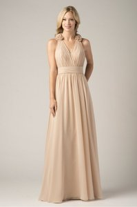 Wtoo Cashmere Watters & Watters Wtoo Bridesmaids Dress 804 Cashmere Size 10 Dress