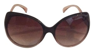 Jimmy Choo Oversized Sunglasses