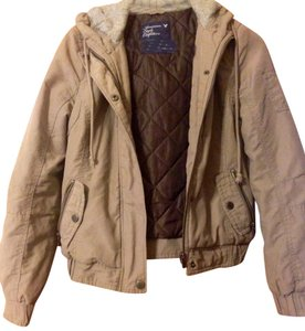 American Eagle Outfitters Russet Brown Jacket